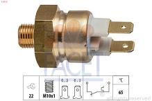 testigo de l/íquido refrigerante Facet 7.4132 Interruptor de temperatura