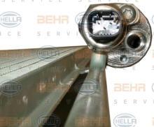 climatisation pour climatisation HELLA 8fc 351 301-671 Condenseur