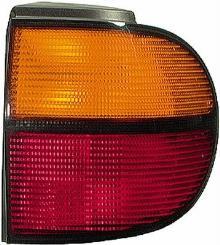 HELLA Feu arriere 9el 962 584-101 gauche droite Ampoules-Technologie p21w