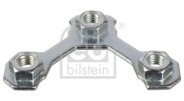 Plaque d'arrêt, rotule de suspension FEBI BILSTEIN 14238