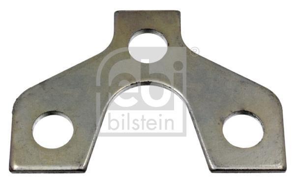 Plaque d'arrêt, rotule de suspension FEBI BILSTEIN 19569