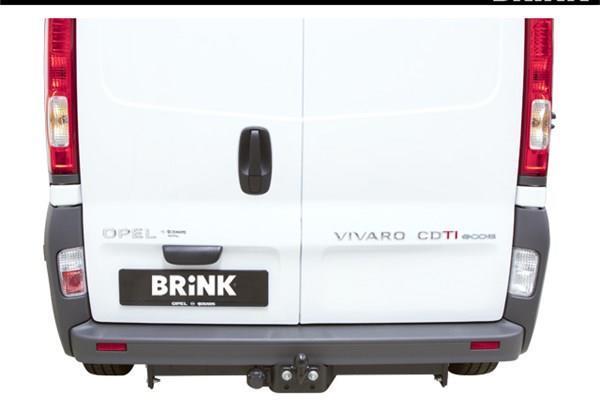 Attelage BRINK 560100