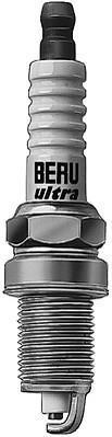 Jeu de 4 bougies d'allumage BERU Z158SB