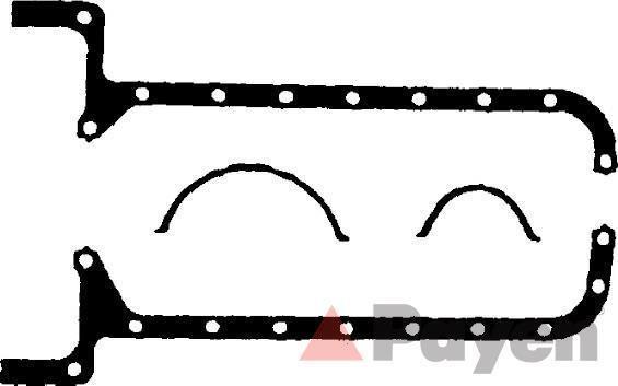 Pochette de joints de carter d'huile PAYEN HC334