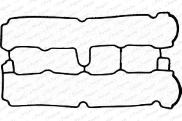 Joints toriques rondelles Joints sourcing map 50 Pi/èces en Caoutchouc Noir 29mm x 25mm x 2mm Joint Huile