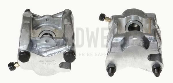 Étrier de frein Budweg Caliper A/S 341035