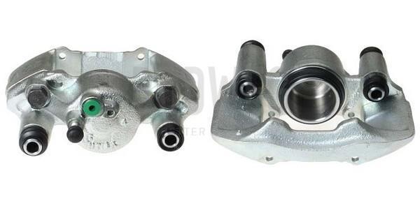 Étrier de frein Budweg Caliper A/S 341230
