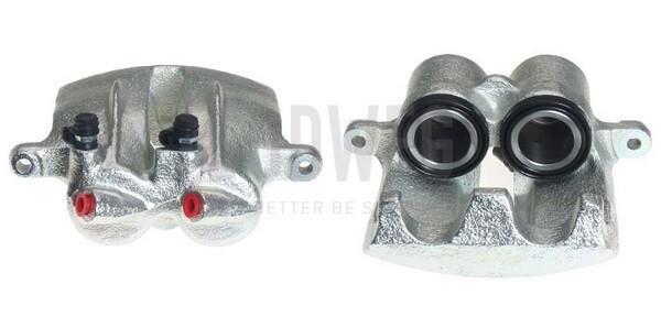 Étrier de frein Budweg Caliper A/S 341423