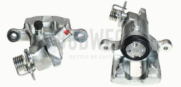 Étrier de frein Budweg Caliper A/S 343313