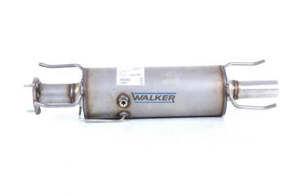 Filtre à particules / à suie, échappement WALKER 73071