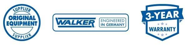 Silencieux arrière WALKER 25135