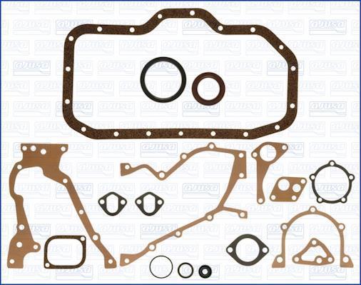 Pochette de joints bas moteur AJUSA 54029100