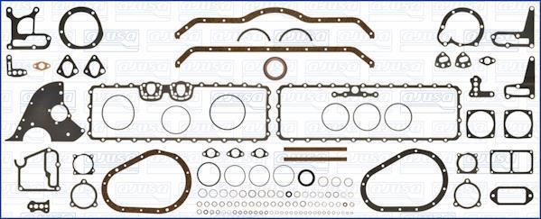 Pochette de joints bas moteur AJUSA 54040600