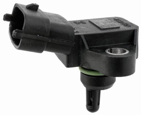 Capteur, pression du tuyau d'admission HELLA 6PP 013 112-031