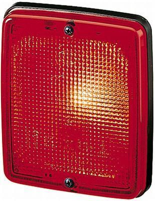 Verre de phare de feu arrière HELLA 9EL 120 201-001