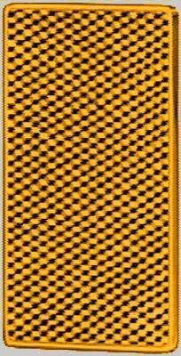 Réflecteur arrière HELLA 8RB 004 713-001