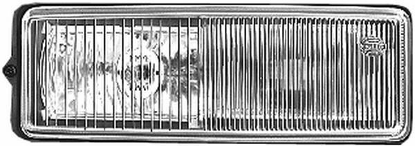 Boîtier De Projecteur Antibrouillard HELLA 9BG 147 498-002
