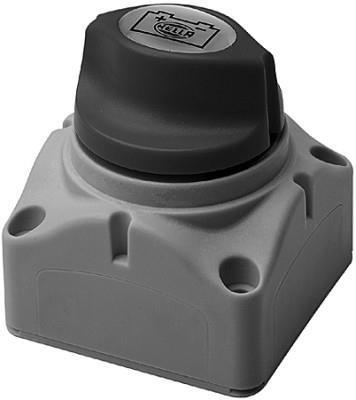 Interrupteur principal, batterie HELLA 6EK 002 843-071