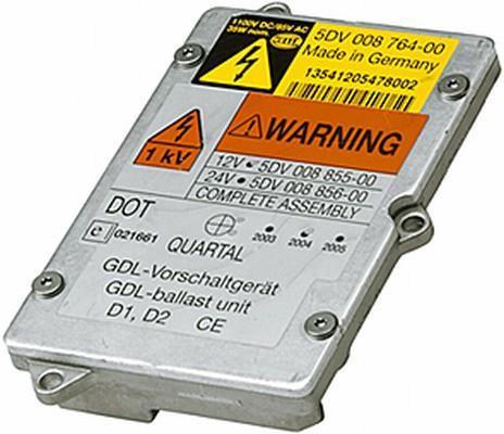 Ballast, lampe à décharge HELLA 5DV 008 856-001