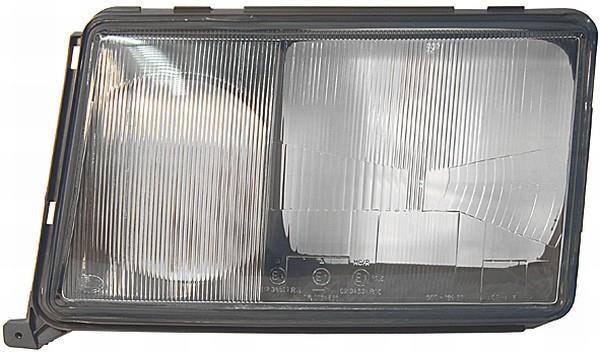 Glace avec cadre de projecteur HELLA 9AH 130 137-021