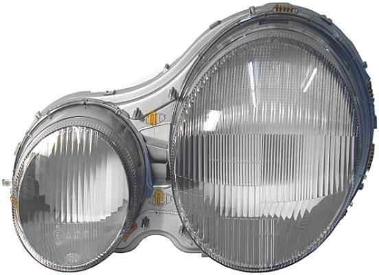 Glace avec cadre de projecteur HELLA 9AH 144 231-031