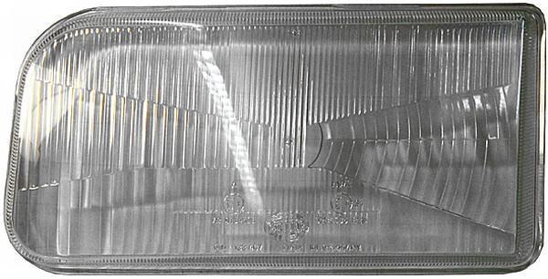 Glace striée, projecteur longue portée HELLA 9ES 133 467-001