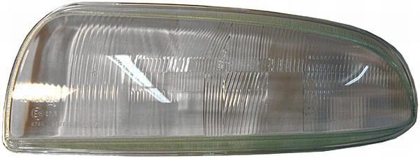 Glace striée, projecteur longue portée HELLA 9ES 150 870-001