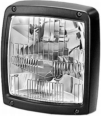 Bloc-optique, projecteur principal HELLA 1SA 990 185-101