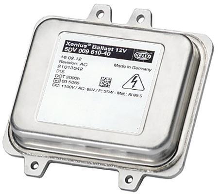 Ballast, Lampe à Décharge HELLA 5DV 009 610-401