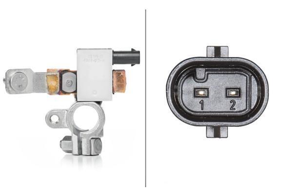 Capteur de batterie intelligent IBS HELLA 6PK 010 557-911
