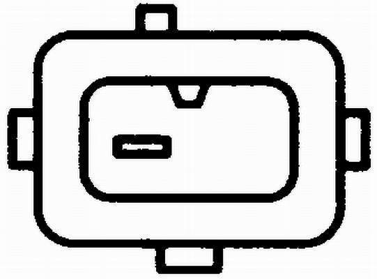 Capteur, température d'huile HELLA 6PT 009 107-681