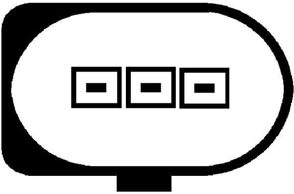 Capteur, niveau d'huile moteur HELLA 6PR 008 079-041
