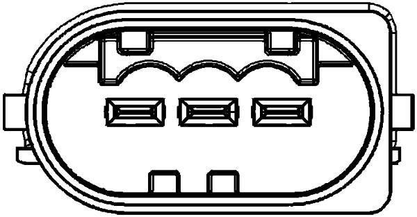 Capteur, niveau d'huile moteur HELLA 6PR 009 622-081
