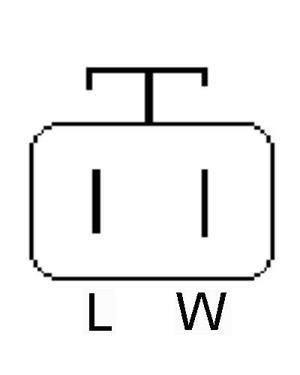 Alternateur LUCAS LRB00446