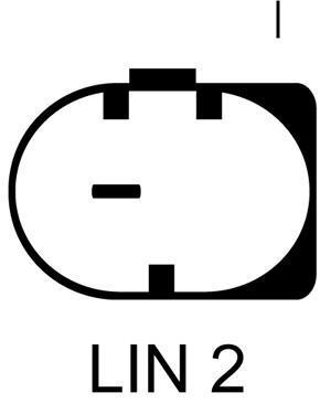 Alternateur LUCAS LRA02886