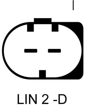Alternateur LUCAS LRA03114