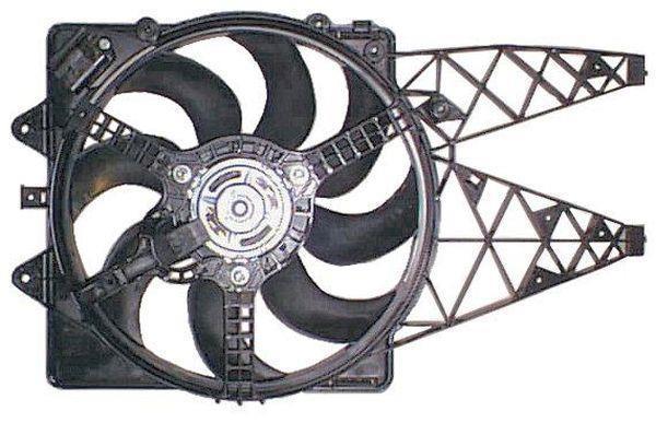 Ventilateur Du Moteur NRF B.V. 47237