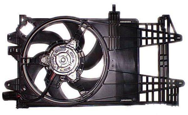 Ventilateur De Refroidissement Du Moteur NRF B.V. 47249