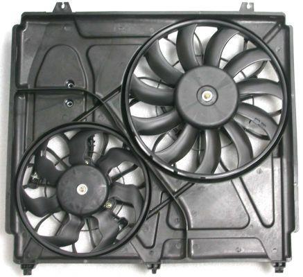 Ventilateur De Refroidissement Du Moteur NRF B.V. 47549
