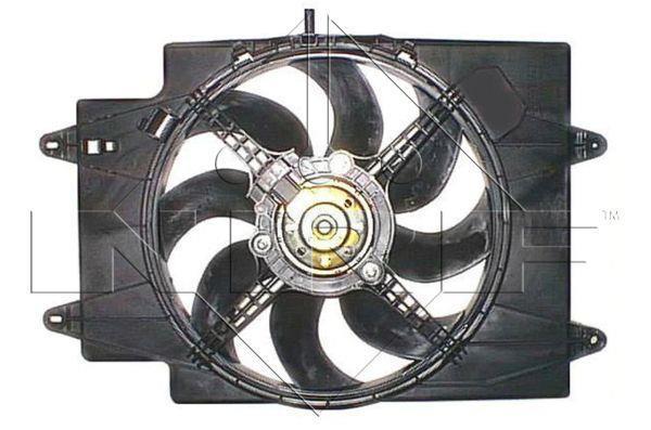 Ventilateur Du Moteur NRF B.V. 47801