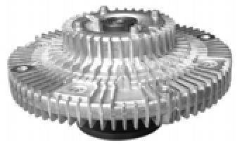 Embrayage, Ventilateur De Radiateur NRF B.V. 49612