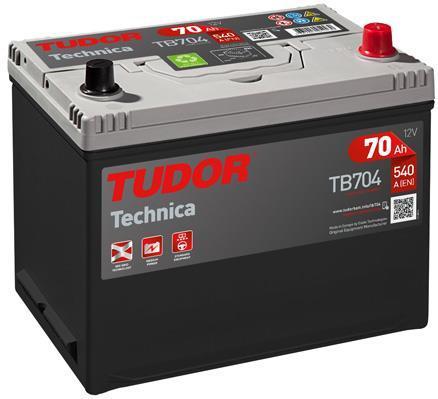 Batterie TUDOR TB704