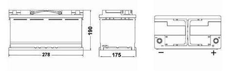 Batterie FULMEN FK700