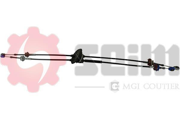 Câble de boîte de vitesse manuelle SEIM 554775