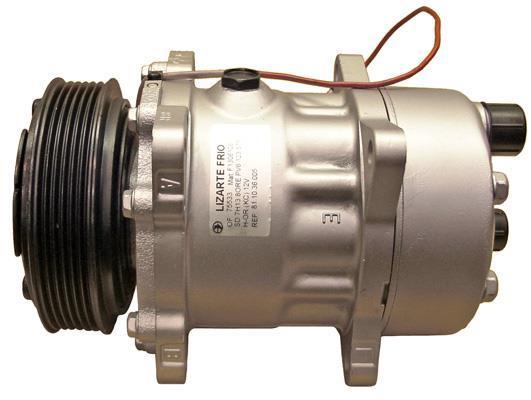Compresseur, Climatisation Lizarte, S.A. 81.10.36.005