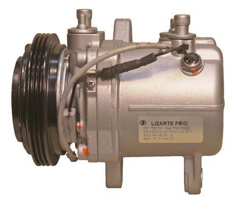 Compresseur, Climatisation Lizarte, S.A. 81.11.04.001