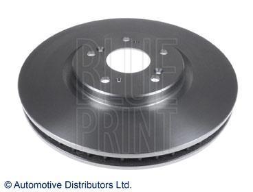 Blue Print ADB114324 Lot de 2 disques de frein