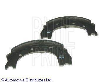 Imprimé Bleu plaquettes de frein Set ADT342183-Brand new-genuine-Garantie 5 an
