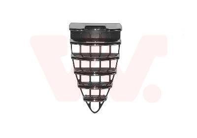 Grille de radiateur VAN WEZEL 0147510
