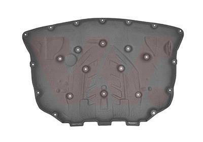 Insonorisation du compartiment moteur VAN WEZEL 0617460